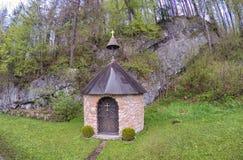 Small Bavarian chapel Royalty Free Stock Photography