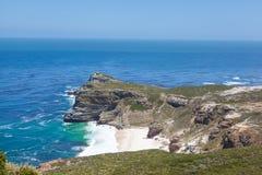 Small bay in the Atlantic Ocean Stock Photo