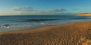 Small beach break Royalty Free Stock Photography