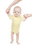 Small beautiful baby boy Stock Photos