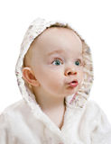 Small beautiful baby boy Stock Photo