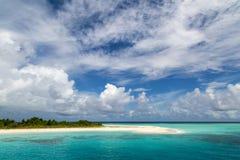 A small beautiful island Stock Photos