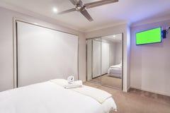 Small bedroom Royalty Free Stock Photos