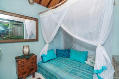 Small Bedroom Villa Stock Photos