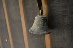 Small Bell Royalty Free Stock Photo