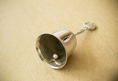 Small bell Royalty Free Stock Images