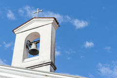 Small bell tower Stock Photos