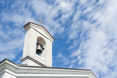 Small bell tower Royalty Free Stock Photo