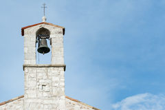 Small bell tower Stock Image