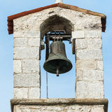 Small bell tower Royalty Free Stock Photos