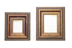 Small and Big Picture Frames Royalty Free Stock Image
