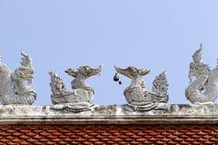 Small bird dragon Stock Photos