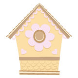 Small Birdhouse Royalty Free Stock Photos