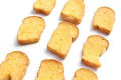 Small biscuit Stock Photos