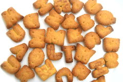 Small biscuits Royalty Free Stock Photo