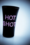 Small Black Cup Royalty Free Stock Photo