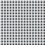 Small black eyed white fabric Royalty Free Stock Images