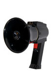 Small Black Megaphone Stock Images