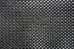 Small black net background Stock Images
