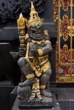 Small black Temple, Nusa Penida, Bali Stock Image