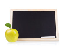 Small blackboard Royalty Free Stock Image