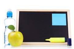 Small blackboard Stock Image