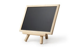 Small blackboard Royalty Free Stock Photo