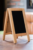 Small blackboard Stock Photo