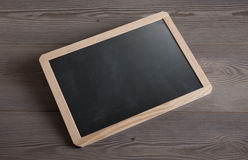 Small blackboard Royalty Free Stock Photography