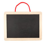 Small blank blackboard Royalty Free Stock Photo