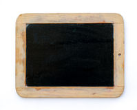 Small blank chalkboard Royalty Free Stock Image