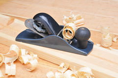 Small Block Plane Stock Image
