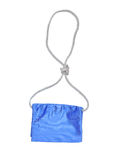 Small blue bag Stock Image
