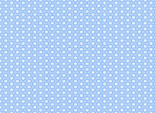 Small blue flowers wallpaper pattern Royalty Free Stock Photos