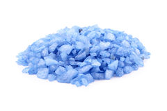 Small Blue rocks hill Royalty Free Stock Image