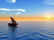 Small Boat Royalty Free Stock Photo