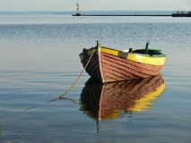 Small boat Royalty Free Stock Photos