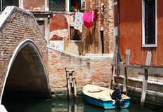 Venetian details Stock Images