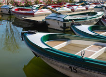 Small boats Royalty Free Stock Image