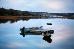 Small Boats Royalty Free Stock Image