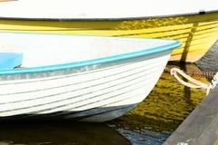 Small boats keel Stock Photos