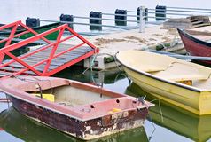 Small boats Royalty Free Stock Photography