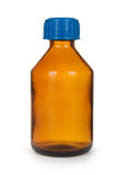 Small bottle with drug Royalty Free Stock Photography