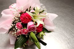 Small bouquet of flowers  nature  beauty Royalty Free Stock Photo