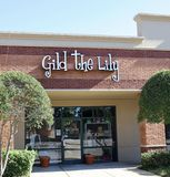 Gild The Lily Boutique, Memphis, TN Royalty Free Stock Images