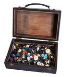 Small box Royalty Free Stock Images