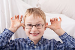 Small boy Royalty Free Stock Photo
