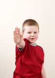 Small boy Stock Images
