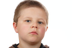 Small Boy Royalty Free Stock Photography