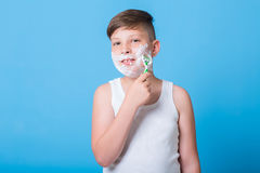 Small boy Royalty Free Stock Image